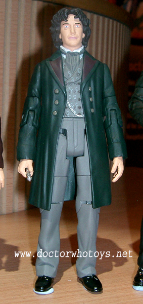 Dr Who Eleven Doctors Figure Set