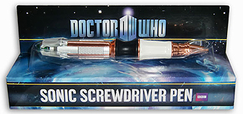 Wow Stuff 11th Doctor Sonic Screwdriver Pen