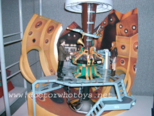 Prototype 11th Doctor Tardis Playset