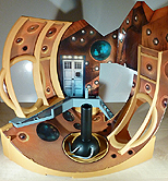 Dr Who Tardis Playset