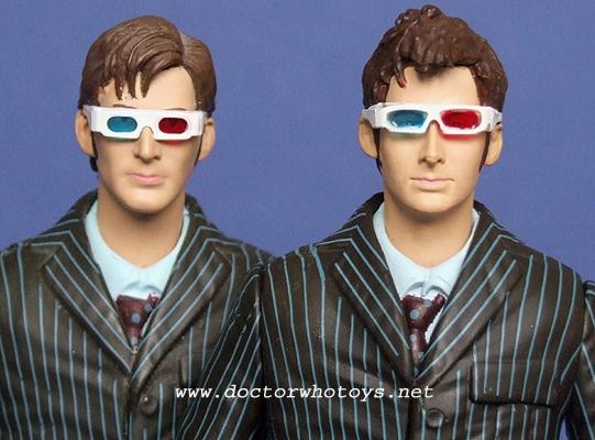 Tesco Doctor Who Series 2 Set 10th Doctor