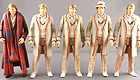 Fifth Doctor Regeneration Comparison