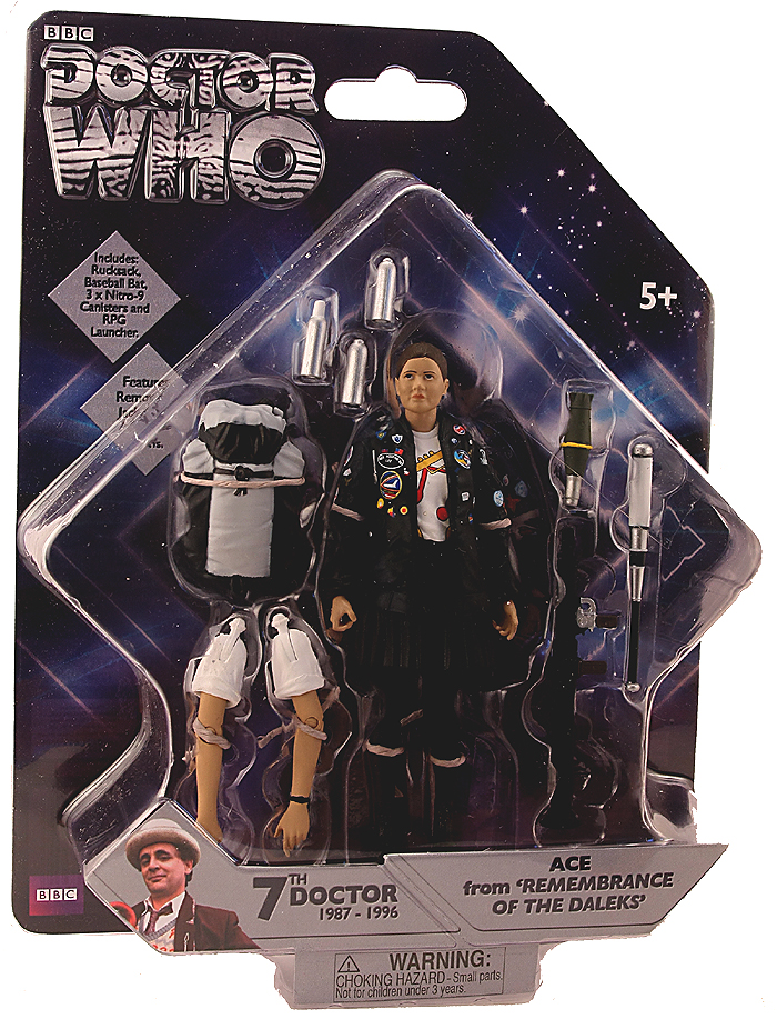 Doctor Who Action Figures - Ace