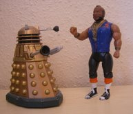 Dalek Thay and Mr T
