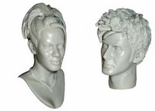 Airfix Martha Jones and The Doctor Models