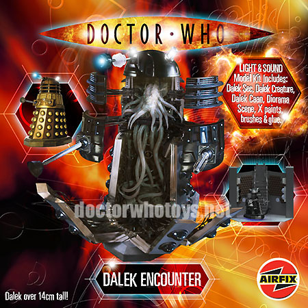 Doctor Who Airfix Dalek Encounter