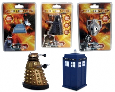 Doctor Who Air Freshener