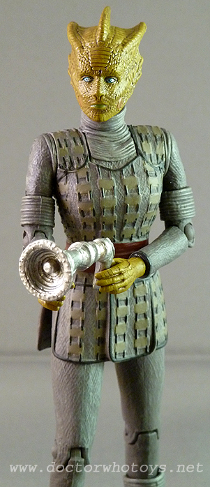 Silurian Warrior Alaya