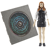 Amy Pond in Police Uniform with CD 05 Pandorica Wave