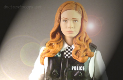 Amy Pond in Police Uniform from Christmas Adventure Set