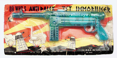 Lincoln Int Dr Who's Anti-Dalek Jet Immobiliser
