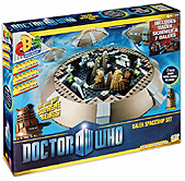 Argos Exclusive Dalek Spaceship Set