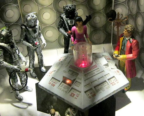 Attack of the Cybermen Set