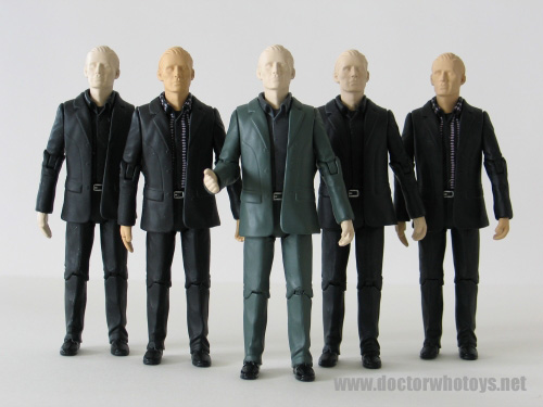 Autons - Twin Packs and Auton (Grey)