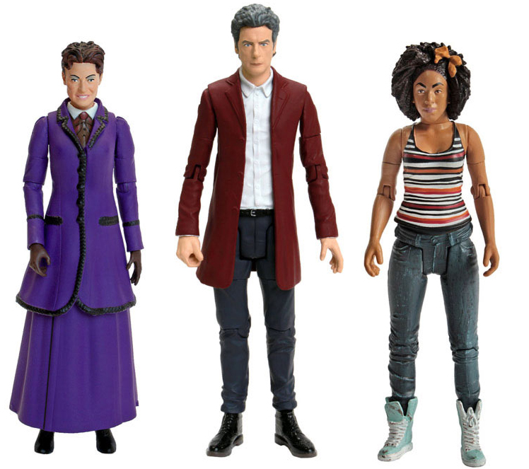 B and M 2018 12th Doctor Collector Set