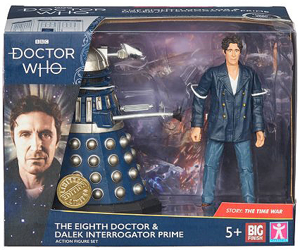 Character Option B/&M Exclusive DOCTOR WHO The Sontaran Set COMMANDER LINX Figure