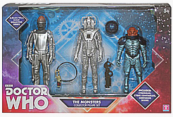 B and M Doctor Who Monsters Set 2017