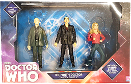 B and M Ninth Doctor Set 2017