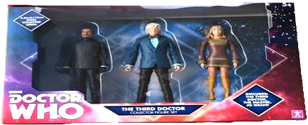 Third Doctor Set