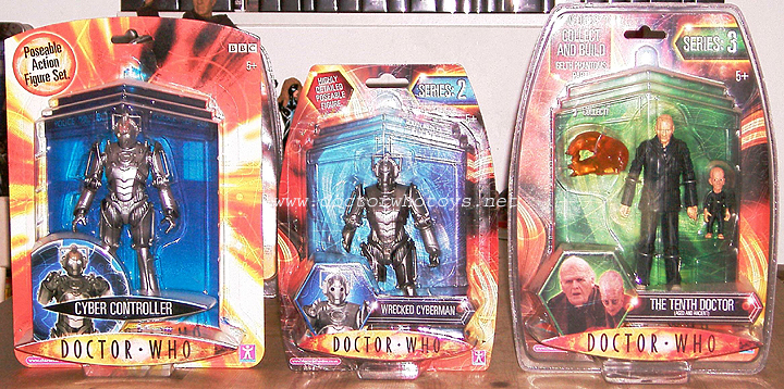 Dr Who Series B & M Wave