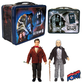 Bif Bang Pow First Doctor & Eleventh Doctor Figures