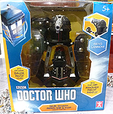 Black Dalek Patrol Ship