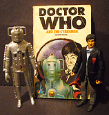 Target Books: Doctor Who and the Cybermen by Gerry Davis