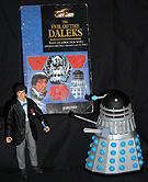 Target Books: Doctor Who The Evil of the Daleks by John Peel