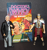 Target Books: Doctor Who The Romans by Donald Cotton