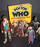 Target Books: Doctor Who and the Talons of Weng-Chiang by Terrance Dicks