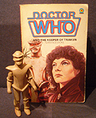 Target Books: Doctor Who and the Keeper of Traken by Terrance Dicks