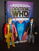 Target Books: Doctor Who The Two Doctors by Robert Holmes