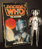 Target Books: Doctor Who The Invasion by Ian Marter
