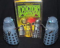 Target Books: Doctor Who and the Genesis of the Daleks by Terrance Dicks