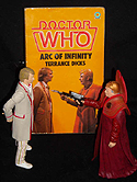 Target Books: Doctor Who Arc of Infinity by Terrance Dicks