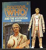 Target Books: Doctor Who And the Visitation by Eric Saward