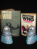 Doctor Who by David Whitaker & Doctor Who and the Daleks by David Whitaker, Target Books