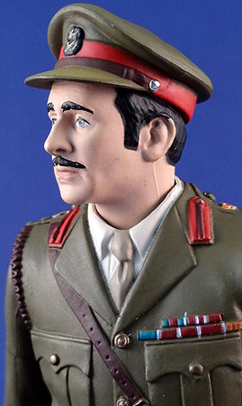 The Brigadier from Three Doctors Collectors Set