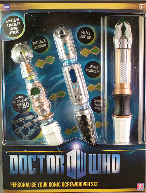 Build Your Own Sonic Screwdriver