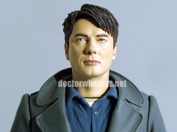 Captain Jack Harkness Version 2 Decorated Approval Sample - All images exclusively approved for use only on doctorwhotoys.net by Designworks, Character Options and BBC