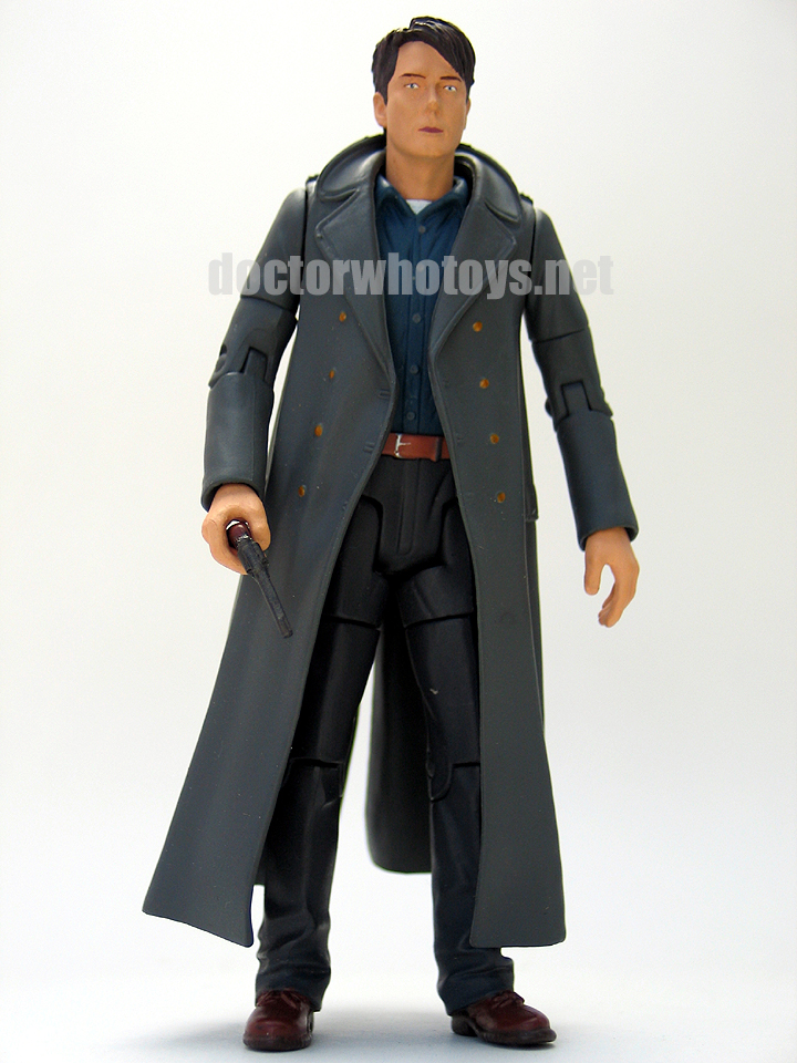 Captain Jack Harkness with Revolver Action Figure