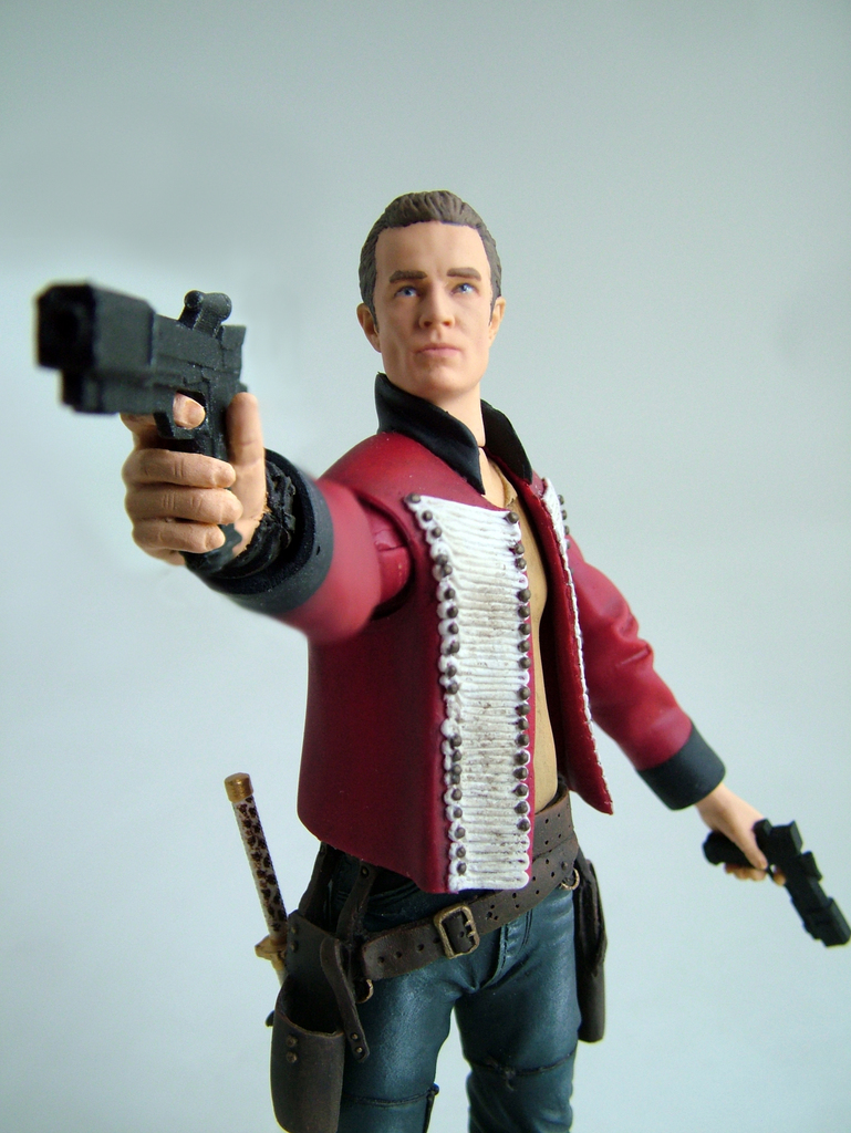 Torchwood Captain John Action Figure