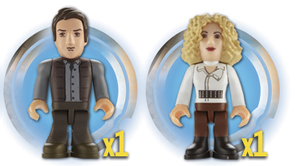 Collect and Build Rory and River Song