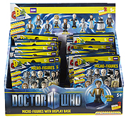 Character Building Series 2 Doctor Who Micro Figures