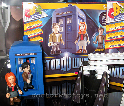Doctor Who Character Building Minifigures