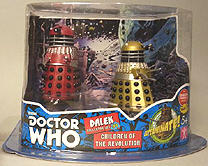 Dalek Collector Set #1 Children of the Revolution