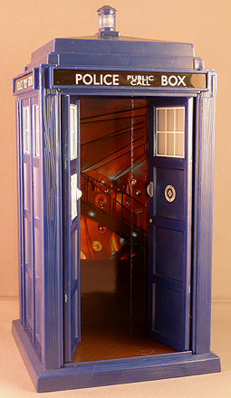 Christmas Adventure Set Tardis