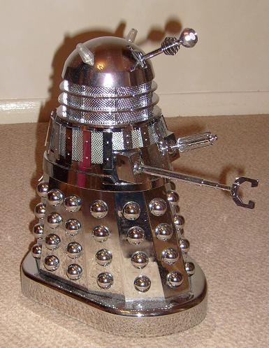 RC Chrome Movie Dalek, Product Enterprise