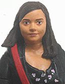 Clara Oswald Revised Hair & Body December 2013