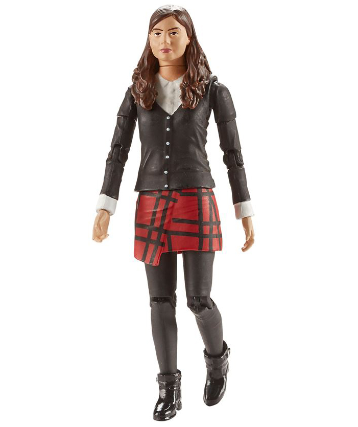 3.75 Inch Clara in Tartan Skirt Figure